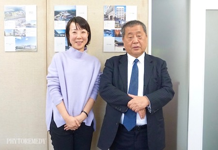 出島福祉村グループ池田理事